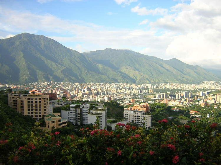 Caracas Beautiful Landscapes of Caracas