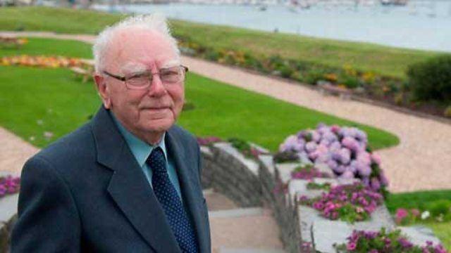 Caradog Jones BBC Blogs Wales Caradog Jones Welsh war veteran who survived