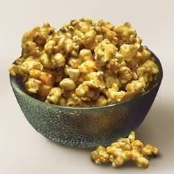 Caramel corn Classic Caramel Corn Recipe Allrecipescom