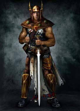 Caramon Majere Caramon Majere Younger Dragonlance Lexicon