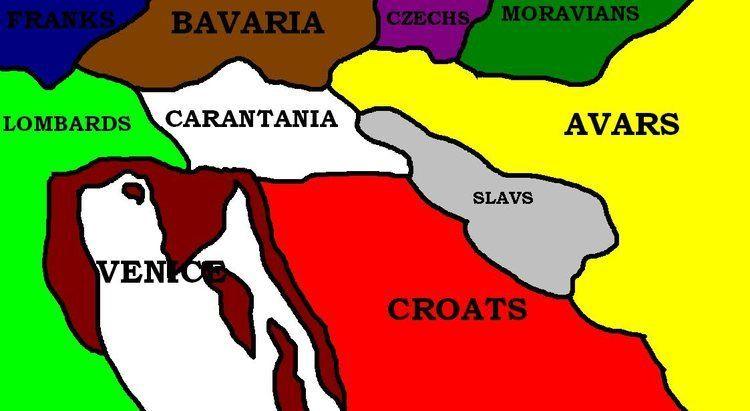 Carantania Carantania A Tale of Unlucky Kingdom