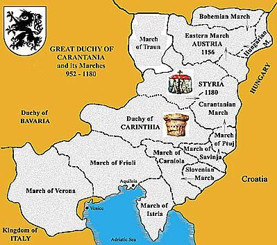 Carantania Slovenian Nationalist Union Google