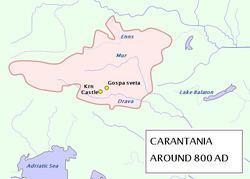 Carantania Carantania Wikipedia