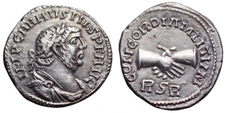 Carausius Carausius RSRCoins Of Planet Earth
