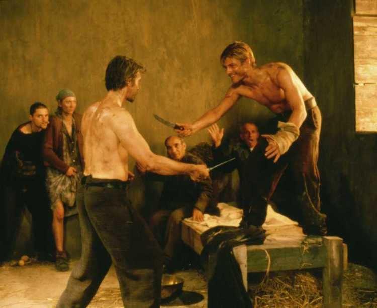 Caravaggio (1986 film) movie scenes caravaggio 1986 002 tild swinton