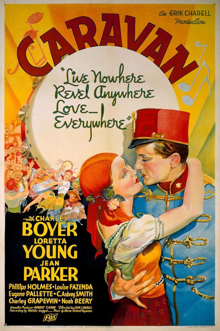 Caravan (1934 film) wwwgstaticcomtvthumbmovieposters50117p50117