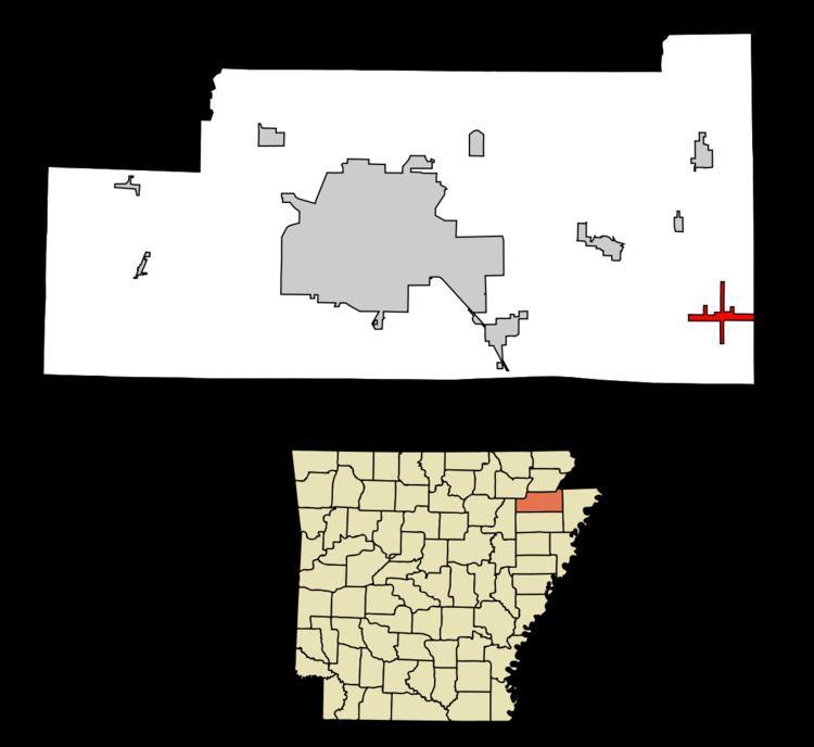 Caraway, Arkansas