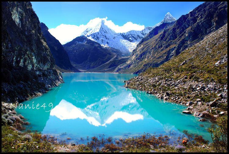 Caraz Laguna Parn 1 Caraz Peru nanie49 Flickr