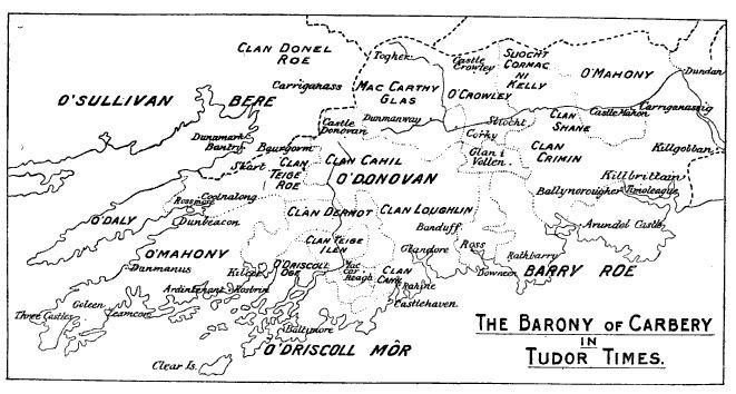 Carbery (barony)