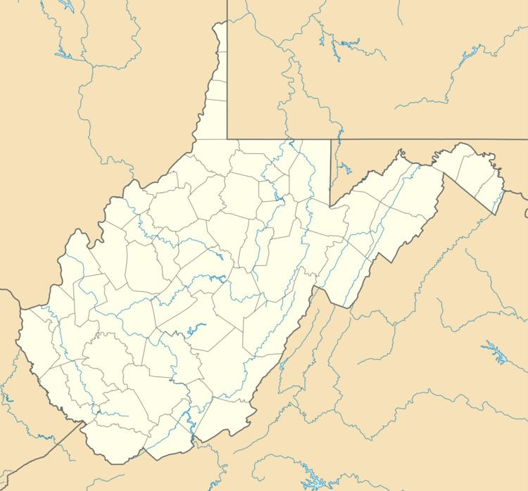 Carbide, Wetzel County, West Virginia