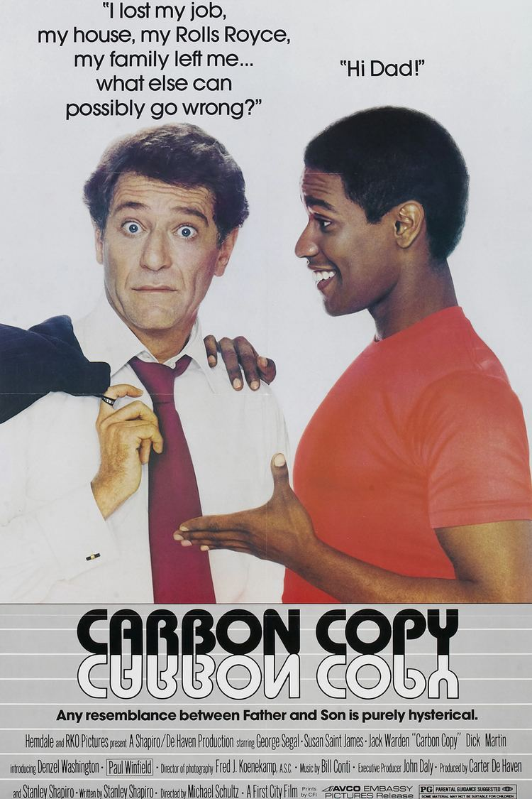 Carbon Copy (film) wwwgstaticcomtvthumbmovieposters708p708pv