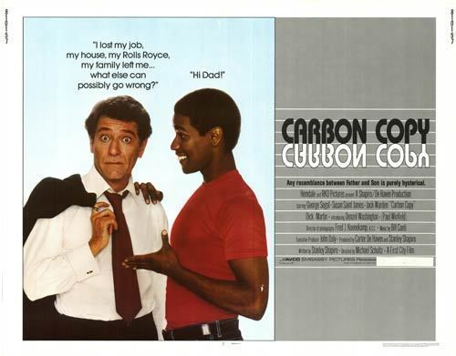 Carbon Copy (film) Carbon Copy movie posters at movie poster warehouse moviepostercom