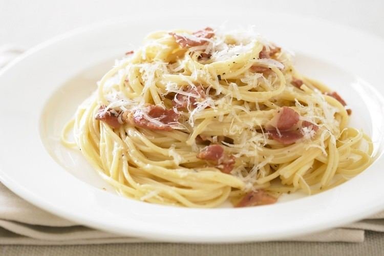 Carbonara Carbonara sauce