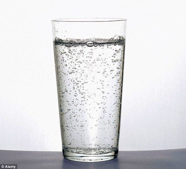 Carbonated water New study says drinking too little water is just as hazardous as