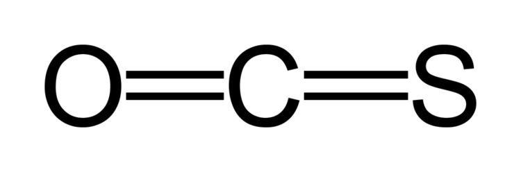Carbonyl sulfide FileCarbonylsulfidepng Wikimedia Commons