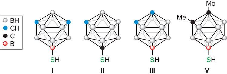 Carborane A coordination chemistry dichotomy for icosahedral carboranebased
