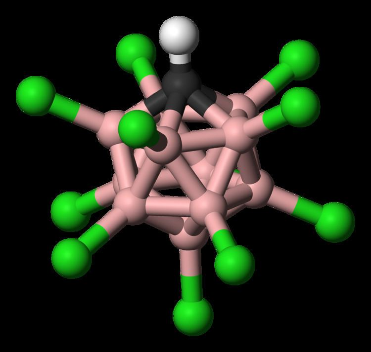 Carborane acid httpsuploadwikimediaorgwikipediacommons77