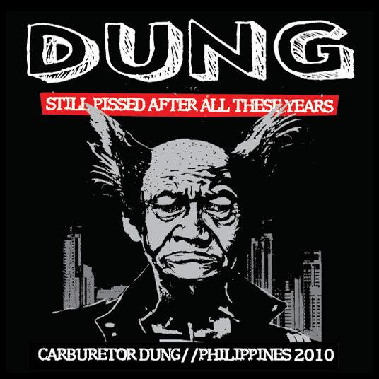 Carburetor Dung A Malaysian DIY Hardcore Punk and Indie Music Archives CARBURETOR DUNG