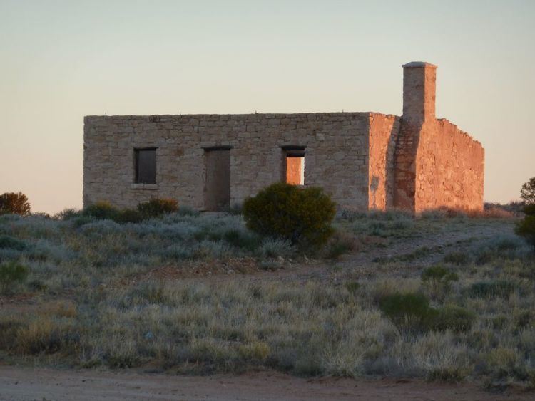 Carcory Homestead Ruin