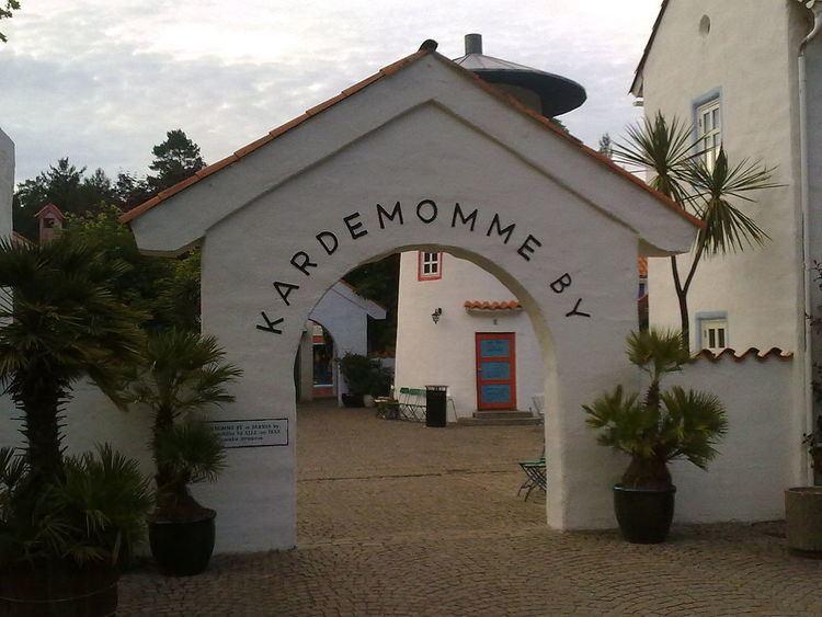 Cardamom Town (theme park)