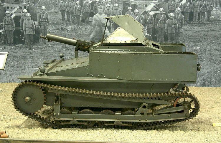 Carden Loyd tankette