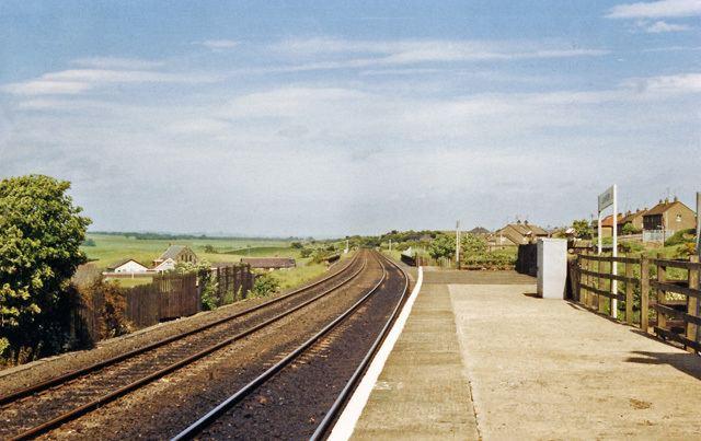 Cardenden railway station