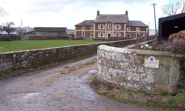 Cardew House