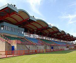 Cardiff Athletics Stadium httpsuploadwikimediaorgwikipediacommonsthu