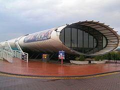 Cardiff Bay Visitor Centre (The Tube) httpsuploadwikimediaorgwikipediacommonsthu