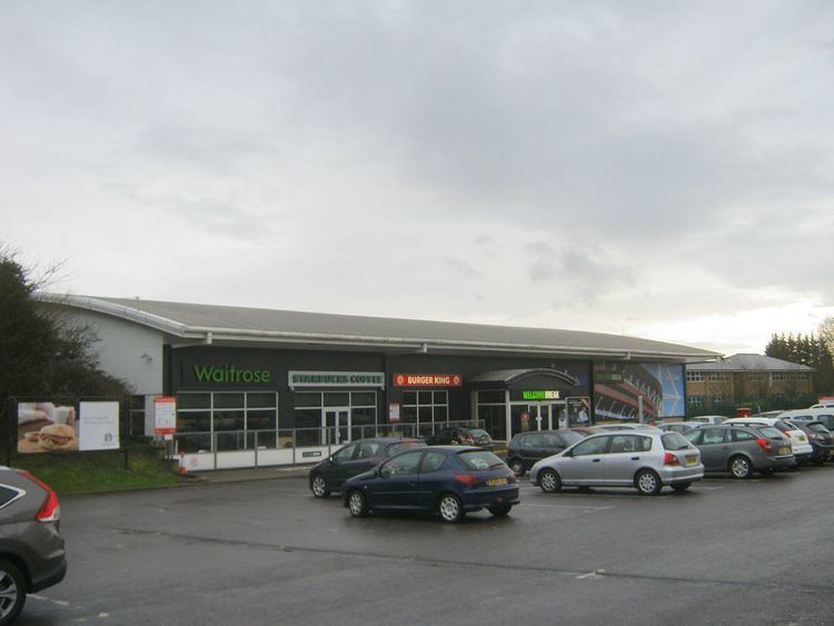 Cardiff Gate services