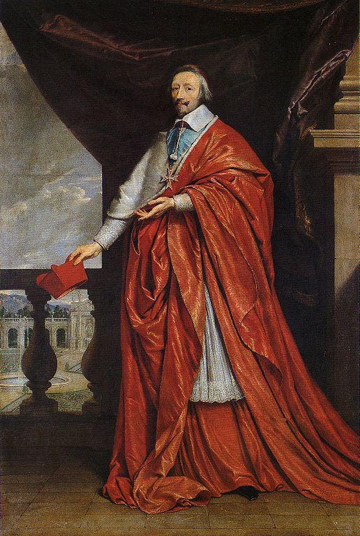 Cardinal Richelieu FileCardinalRichelieujpg Wikimedia Commons