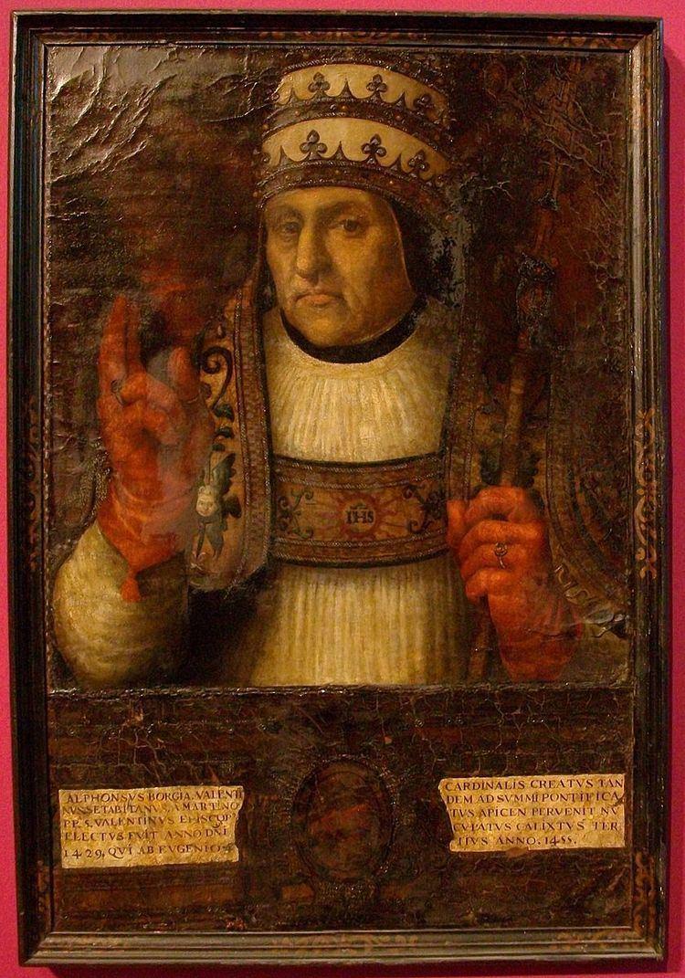 Cardinals created by Callixtus III