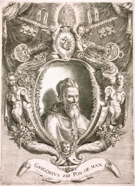 Cardinals created by Gregory XIII