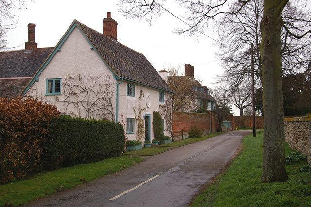 Cardington, Bedfordshire