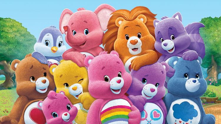 Care Bears Netflix Rebooting Care Bears With New Animated Series Hollywood