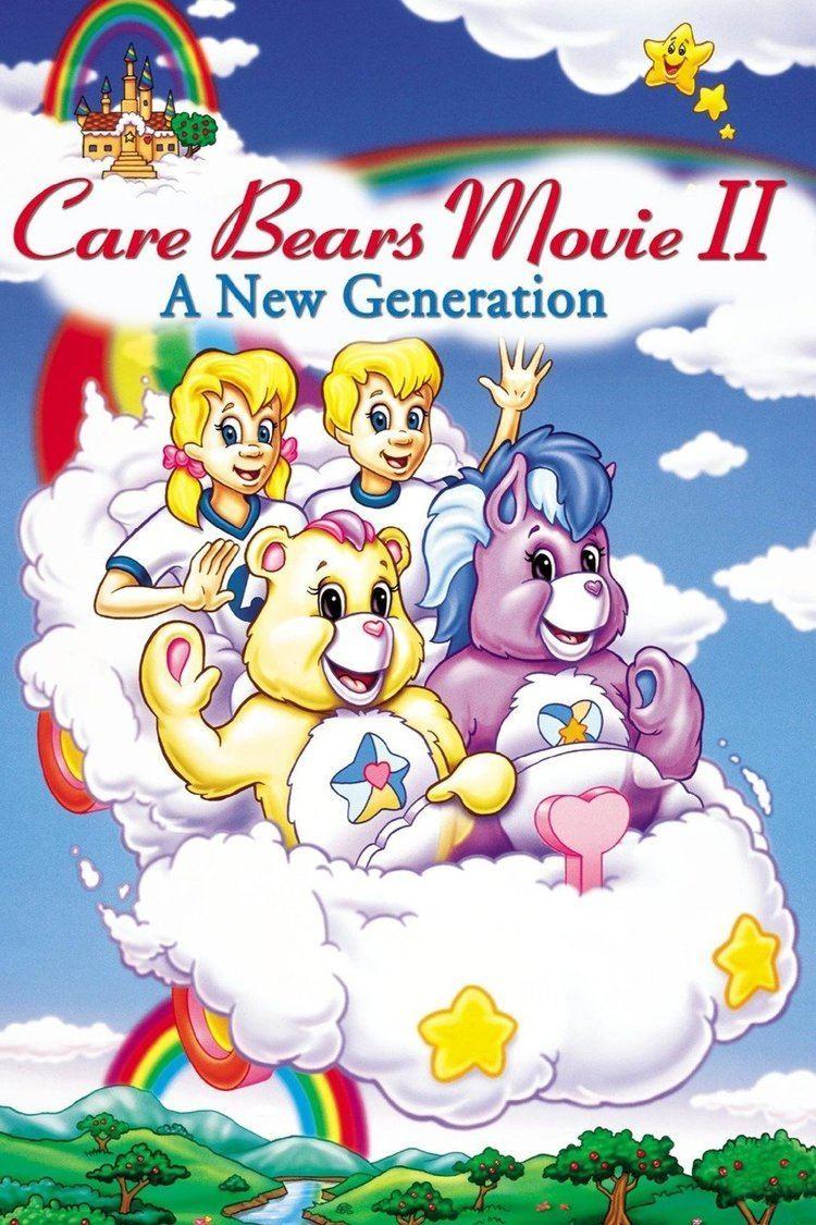 Care Bears Movie II: A New Generation wwwgstaticcomtvthumbmovieposters9153p9153p