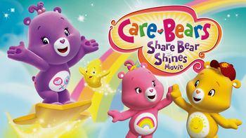 Care Bears: Share Bear Shines iStreamGuide Care Bears Share Bear Shines