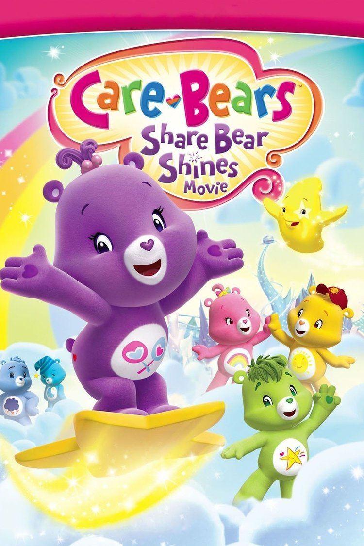 Care Bears: Share Bear Shines wwwgstaticcomtvthumbmovieposters8368244p836