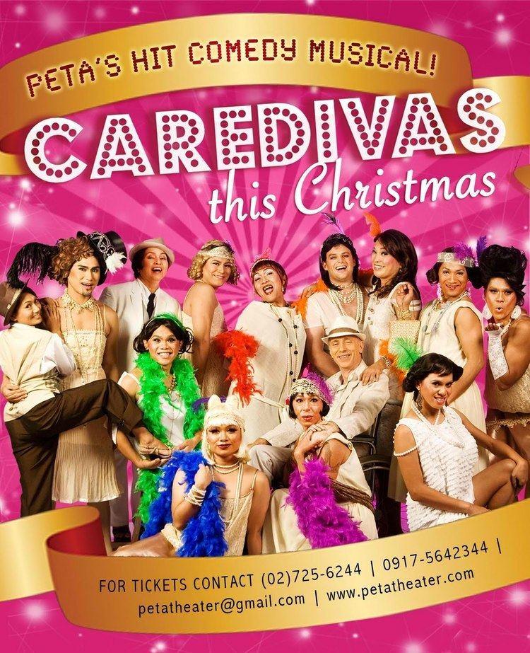 Care Divas GIBBS CADIZ 14 more performances of PETA39s Care Divas this December