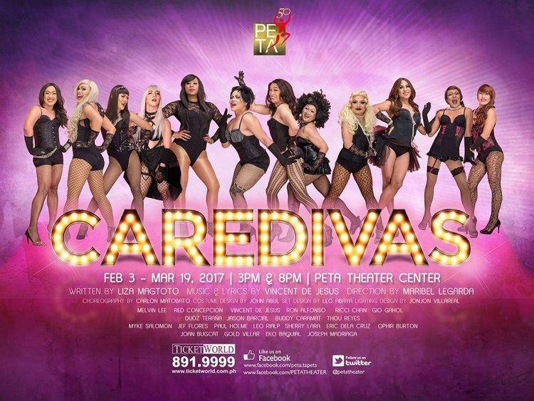 Care Divas Hit Musical 39Care Divas39 opens PETA39s 50th Year Celebration
