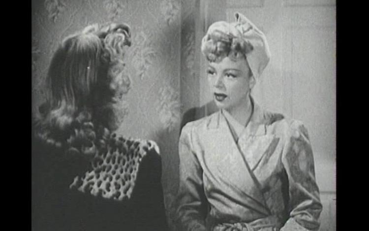 Career Girl (1944 film) Javas Journey Career Girl 1944 starring Frances Langford