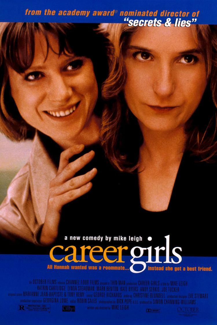 Career Girls wwwgstaticcomtvthumbmovieposters19438p19438
