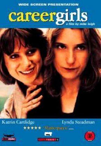 Career Girls Career Girls DVD 1997 Amazoncouk Katrin Cartlidge Lynda