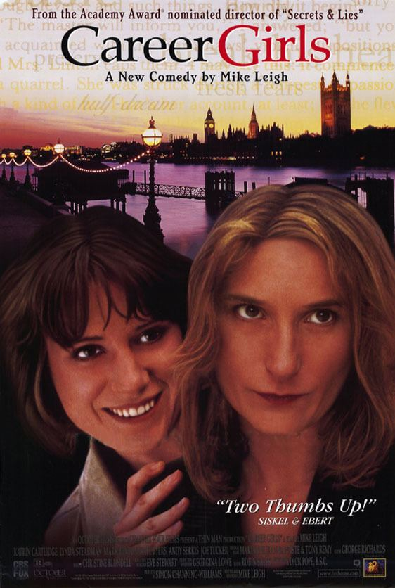 Career Girls Movie Posters2038net Posters for movieid913 Career Girls 1997