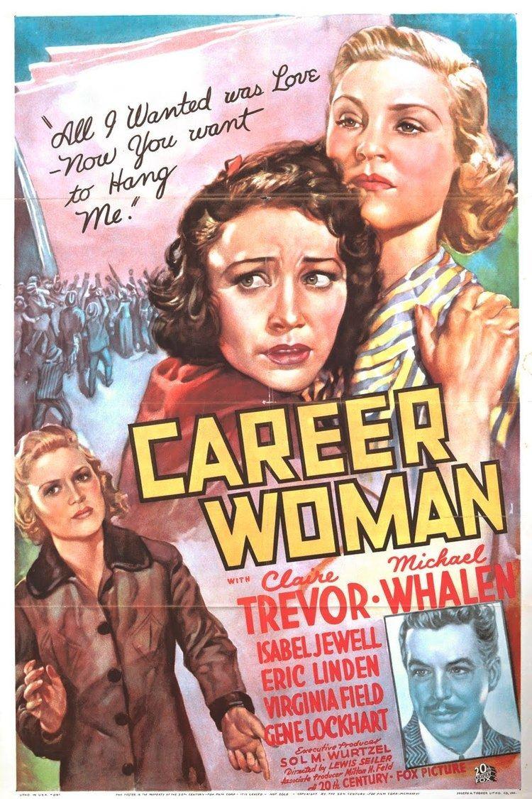 Career Woman (film) wwwgstaticcomtvthumbmovieposters91009p91009