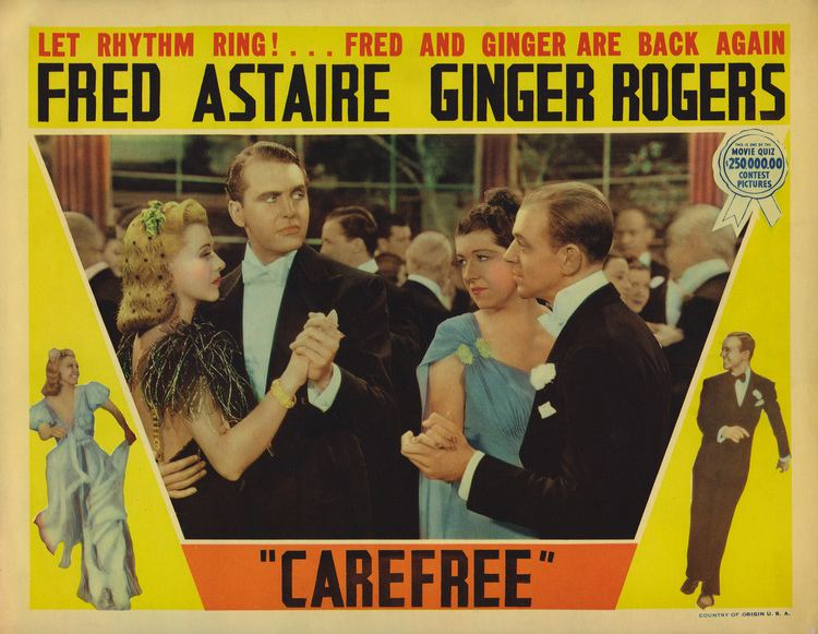 Carefree (film) Retro Rover Cinema Spotlight Carefree 1938