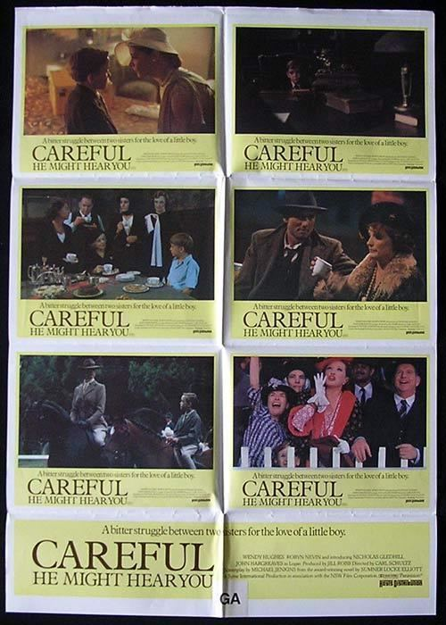 Careful, He Might Hear You (film) Careful He Might Hear You Watch full movies online Download