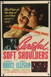 Careful, Soft Shoulder httpsuploadwikimediaorgwikipediaenthumb1