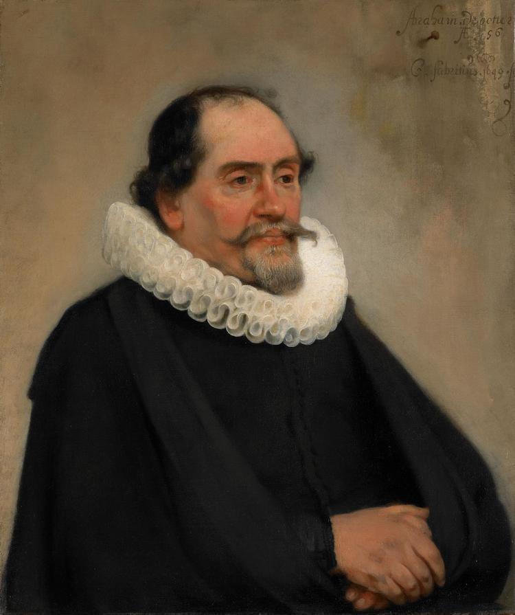 Carel Fabritius Portrait of Abraham de Potter Wikipedia the free