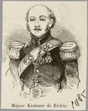 Carel Frederik Krahmer de Bichin